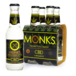 MONKS CBD Indian Tonic Water